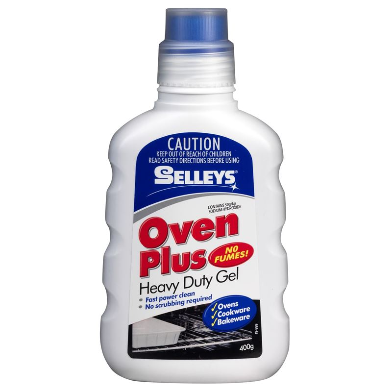 Selleys – Oven Plus Heavy Duty Gel 400g