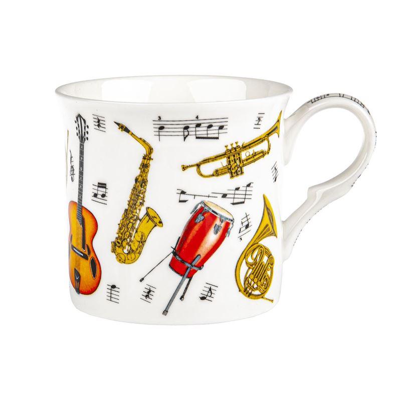 Heritage – Palace Fine Bone China Mug – Concerto