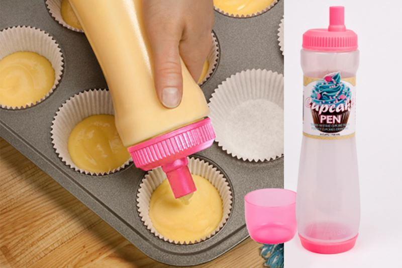 Tovolo – Cupcake Pen Pink