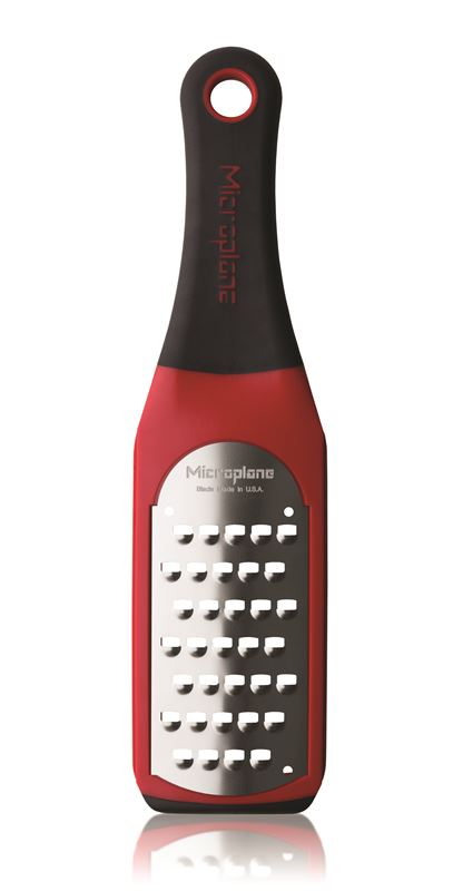 Microplane – Artisan Extra Coarse Grater Red