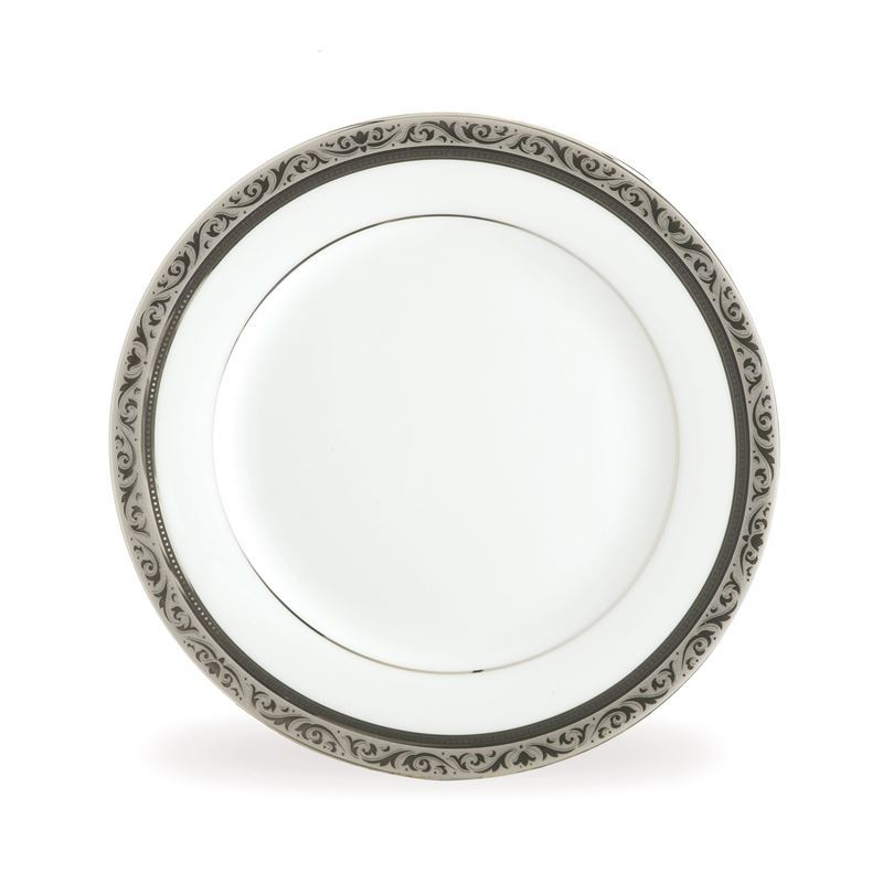 Noritake – Regent Platinum Bread and Butter Plate 16cm
