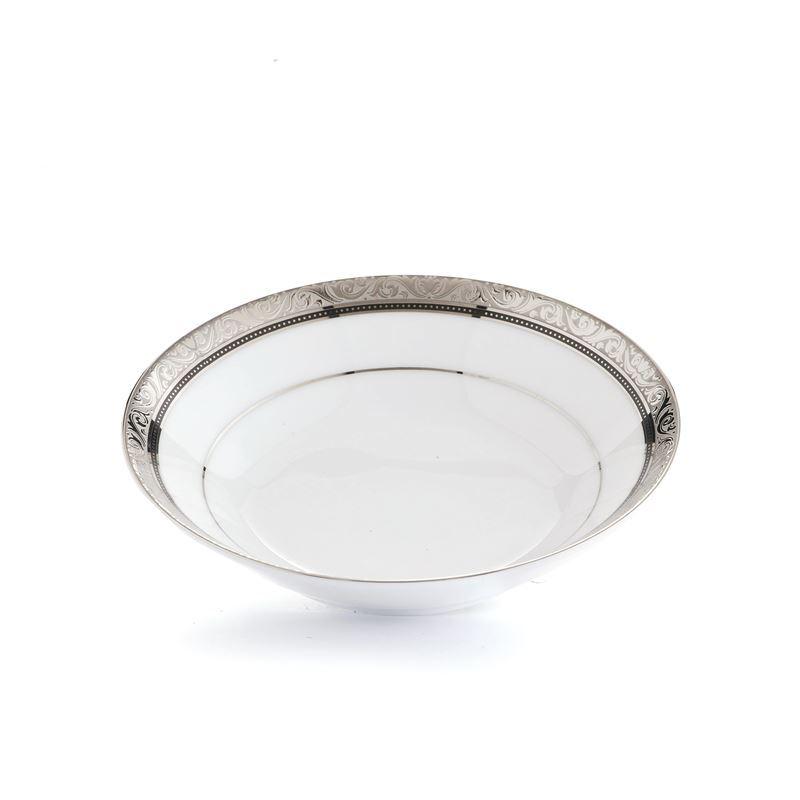 Noritake – Regent Platinum Dessert Bowl 14cm