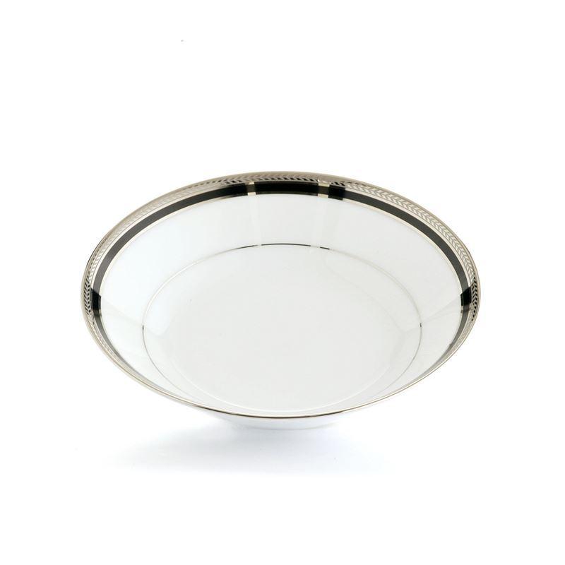 Noritake – Toorak Noir Dessert Bowl 14cm