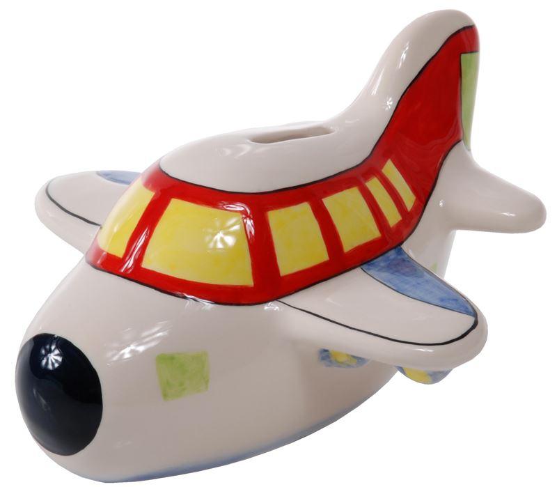 Benzer Junior – Kennedy Ceramic Aeroplane Money Box