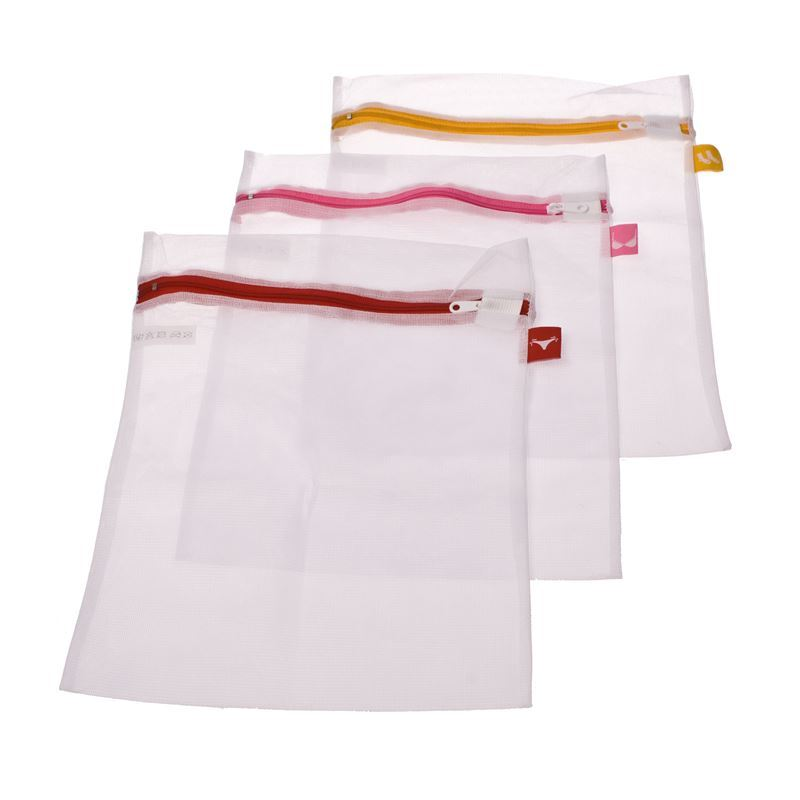 D-Line – Washing Bag 33x25cm with Label Tags set of 3