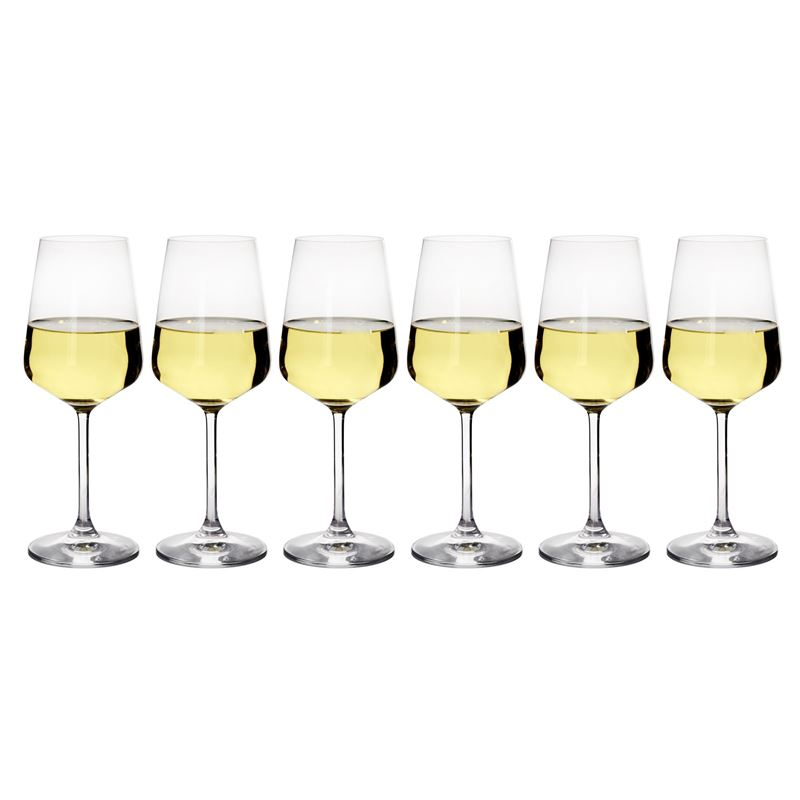 Zuhause – Style White Wine 440ml Set of 6 (Made in Germany)