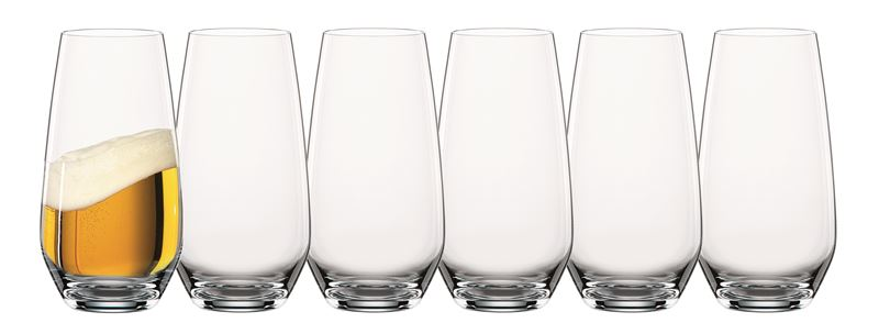 Zuhause – Style Water/Long Drink 550ml Set of 6 (Made in Germany)