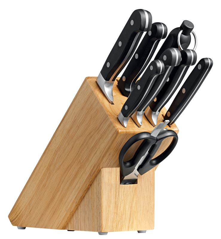 Avanti – Perfekt 9 Piece Knife Block Set