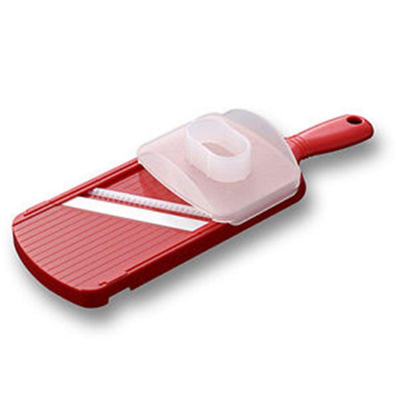Kyocera – Ceramic Wide Julienne Slicer Red