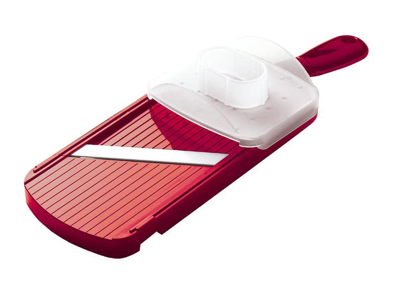 Kyocera – Ceramic Adjustable Mandolin Slicer Red