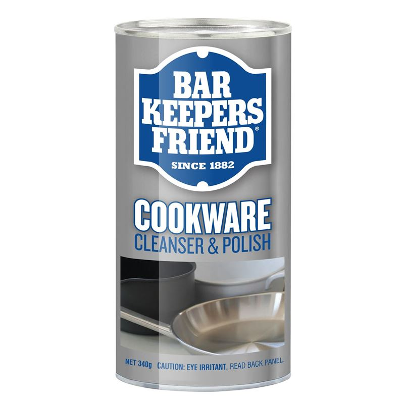 Bar Keepers Friend – Cookware Cleanser and Polish Powder 340g