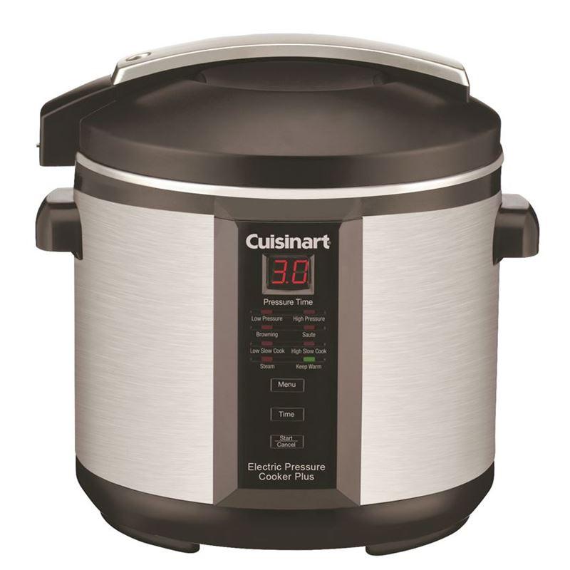 Cuisinart – Electric Pressure Cooker Plus 6Ltr