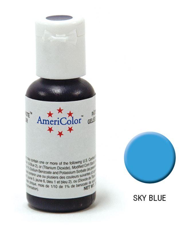 AmeriColor – Soft Gel Paste 21.3g Sky Blue