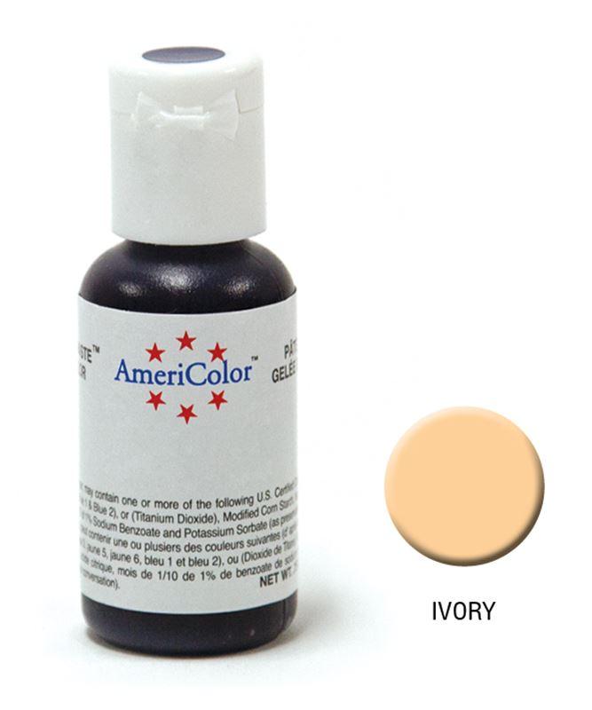 AmeriColor – Soft Gel Paste 21.3g Ivory