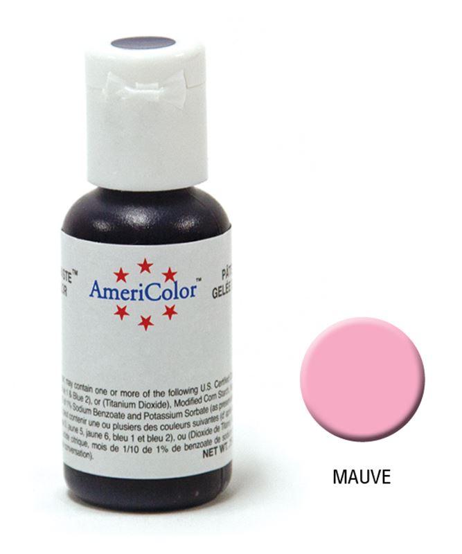 AmeriColor – Soft Gel Paste 21.3g Mauve
