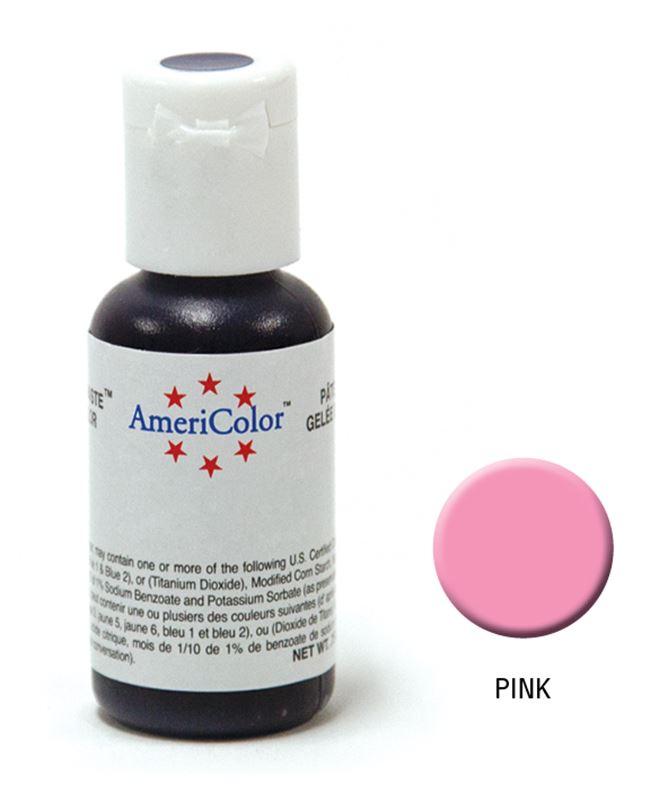 AmeriColor – Soft Gel Paste 21.3g Soft Pink