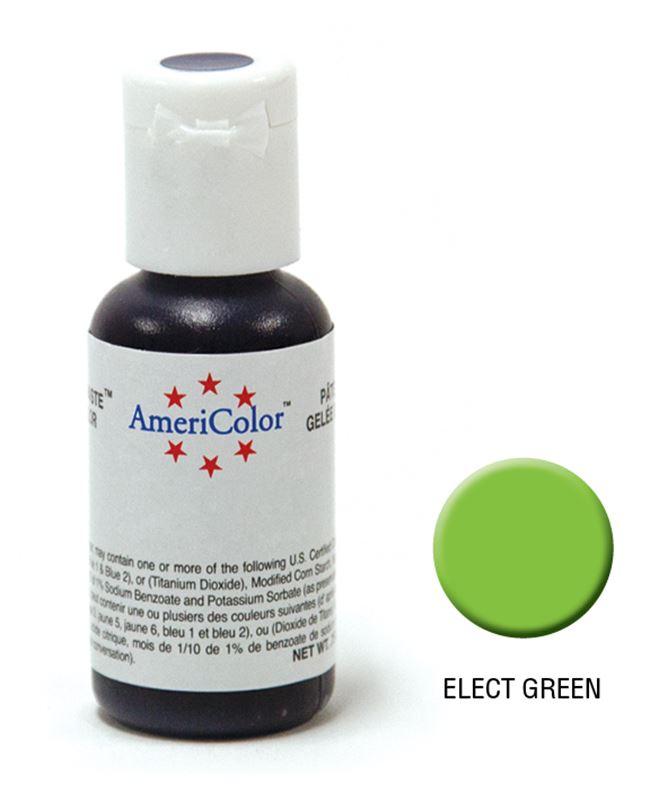 AmeriColor – Soft Gel Paste 21.3g Electric Green