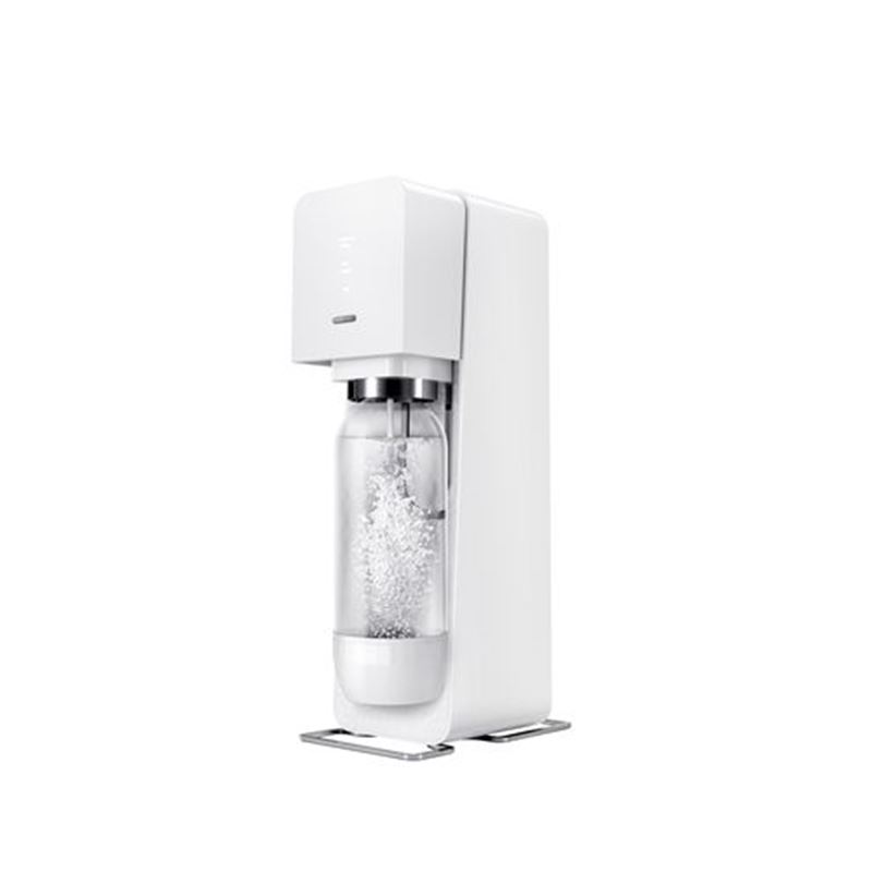 SodaStream – Source Element Sparkling Water Drinks Machine White