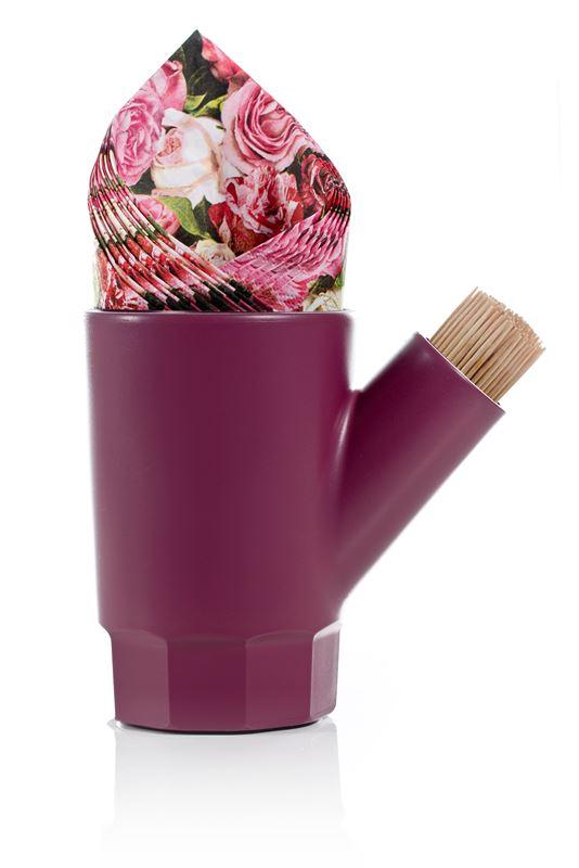 Royal VKB – Napkin Cup Fuchsia