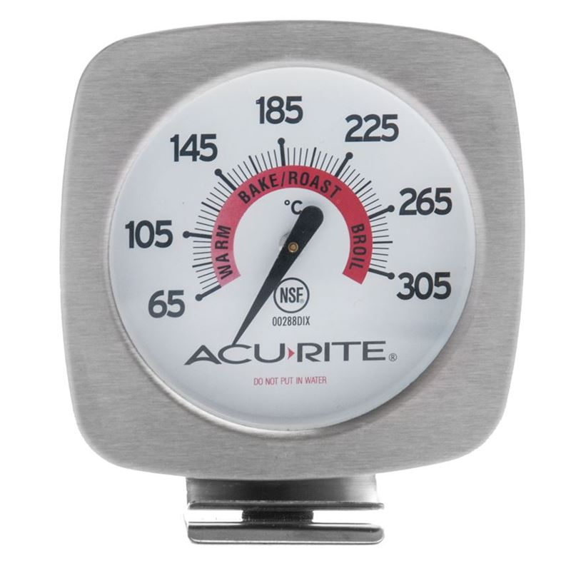 'Acu-Rite' – Gourmet Oven Thermometer