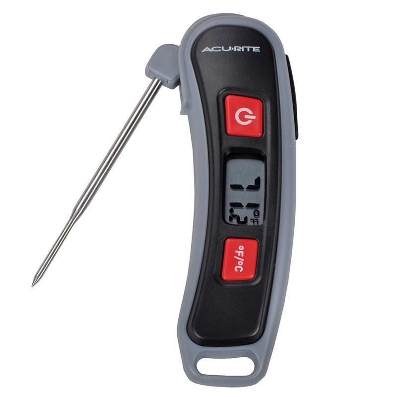 'Acu-Rite' – Digital Instant Read Thermometer with Folding Probe