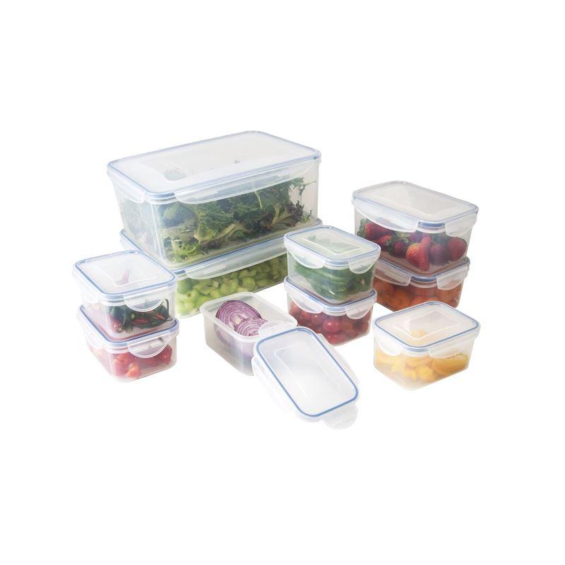 Benzer – Stor-Plus 10pc Plastic Food Storage