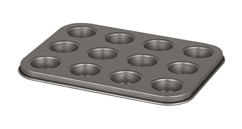 International Bakeware Company – Non-Stick Mini Muffin 12 Cup Pan