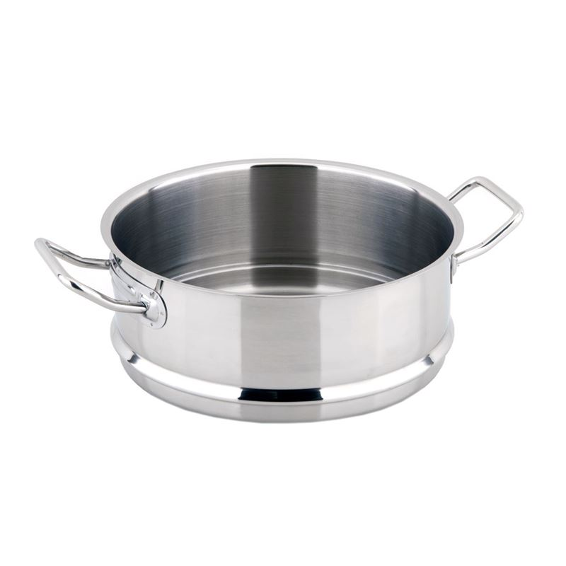 Benzer – Berlin Professional 18/10 Stainless Steel Steamer 24cm