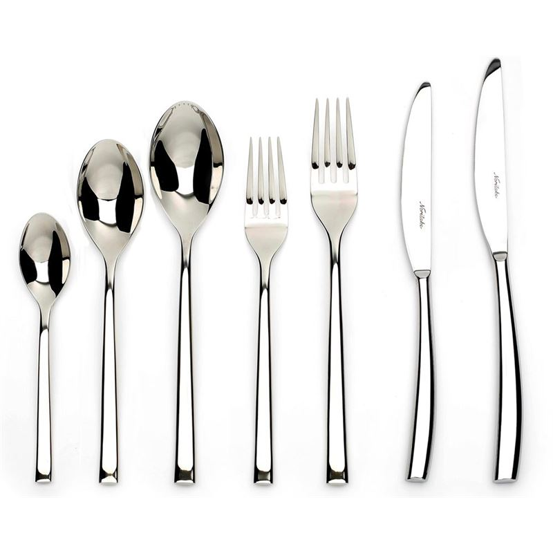 Noritake – Rochefort 18/10 Stainless Steel 56pc Cutlery Set