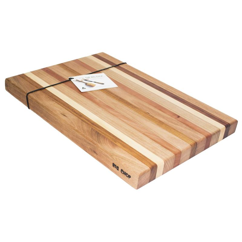 Big Chop – Derwent River Collection Rectangular Chopping Board 50x34x4cm (Made in Australia)