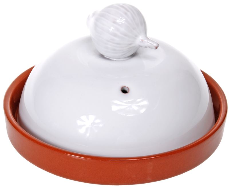 Amano – Terracotta Onion Roaster 20.5x12cm- Made in Portugal
