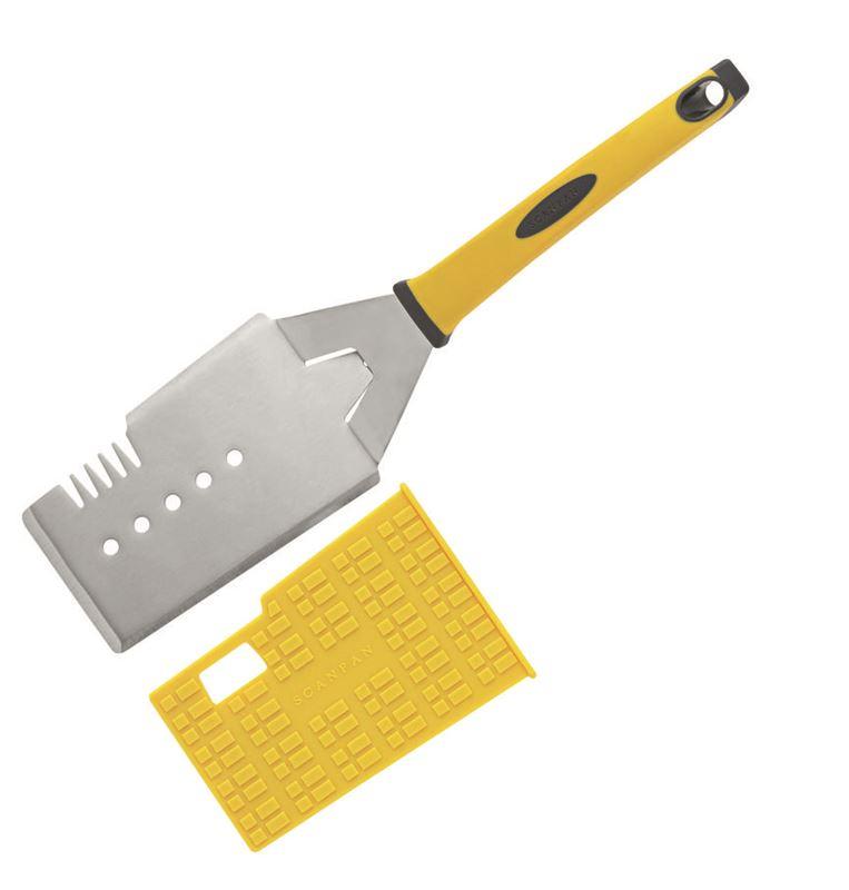 Scanpan – Spectrum BBQ Tool Yellow