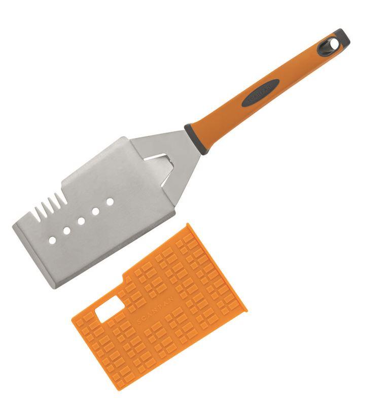 Scanpan – Spectrum BBQ Tool Orange