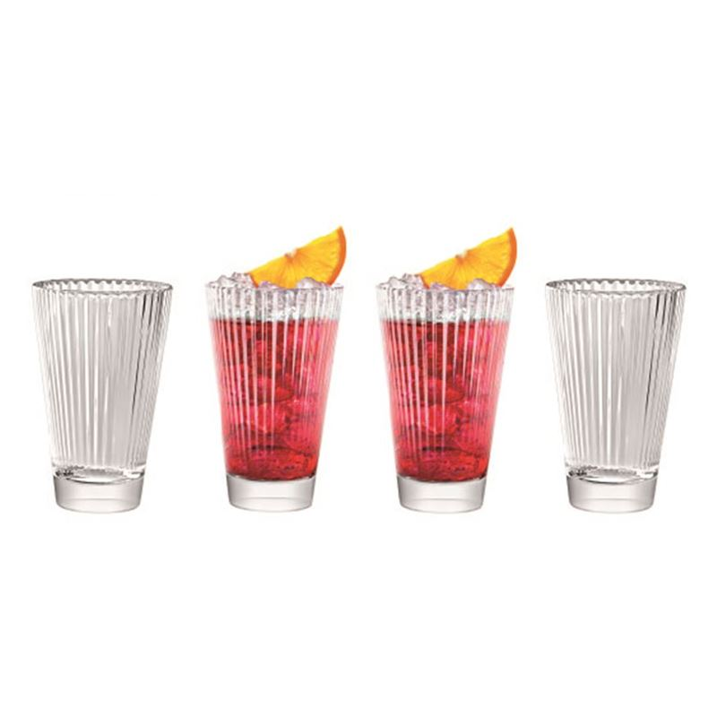 Benzer – Diva Set of 4 Highball 300ml (Made in Italy)