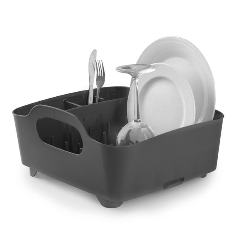 Umbra – Tub Dish Rack Smoke Grey