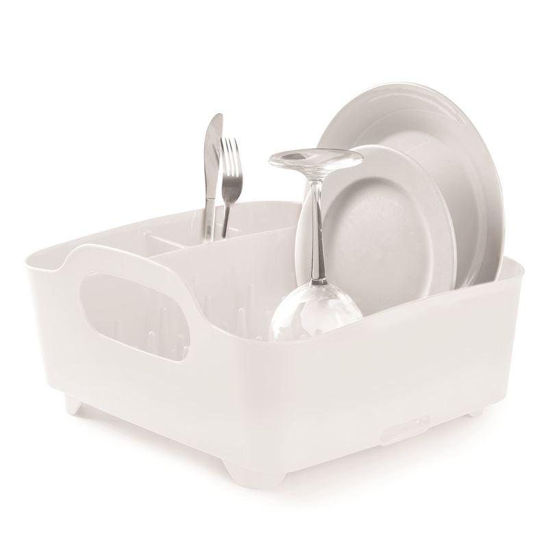 Umbra – Tub Dish Rack White