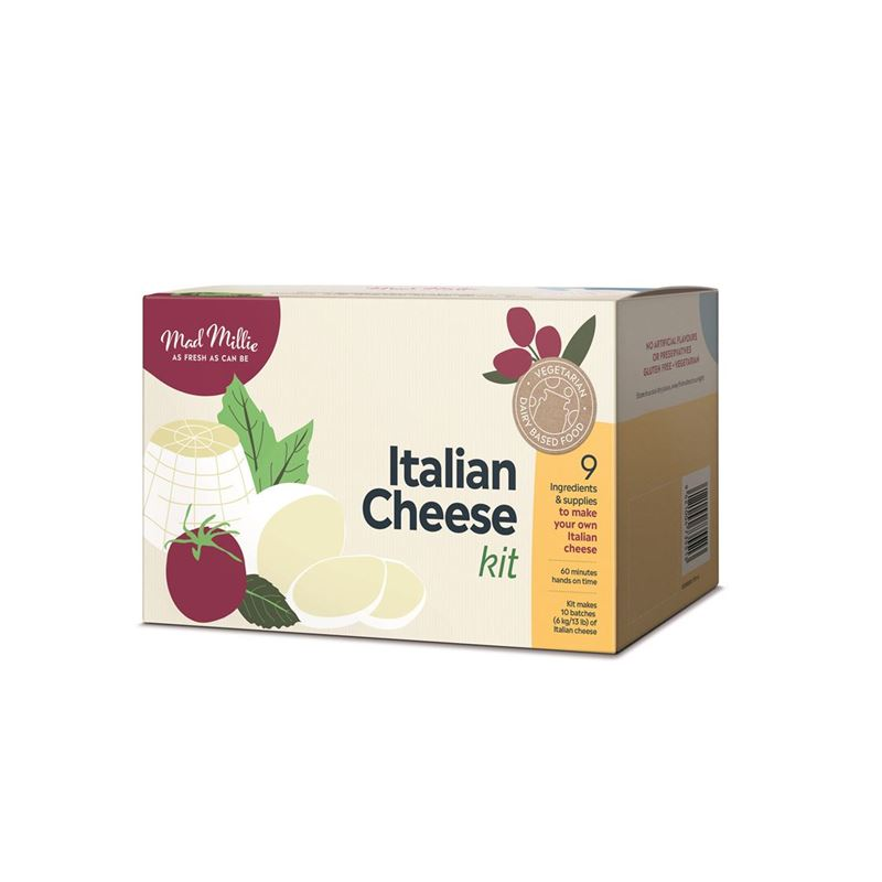 Mad Millie – Italian Cheeses Kit