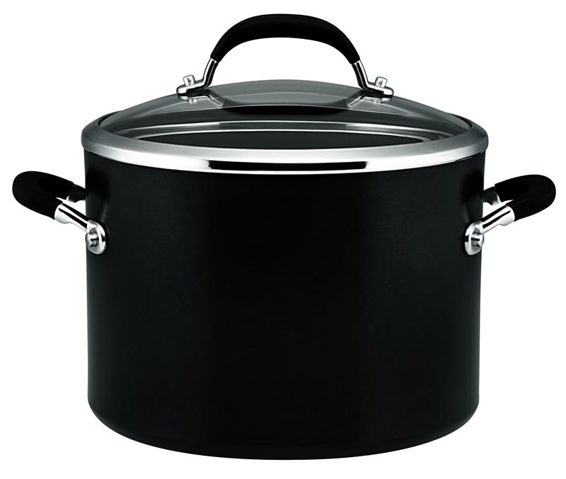 Circulon – Professional Covered Stock Pot 24cm 7.6Ltr
