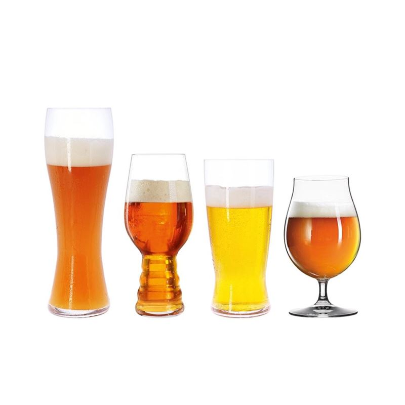 Spiegelau – Beer Classics Tasting Beer Set of 4 (Made in Germany)