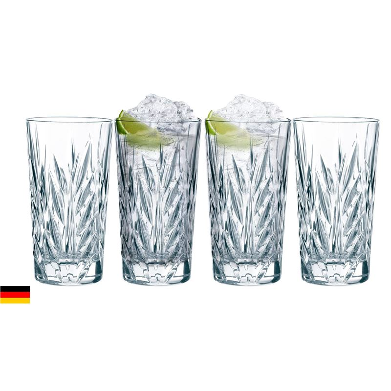 Nachtmann Crystal – Imperial Hiball 380ml Premium Set of 4 (Made in Germany)