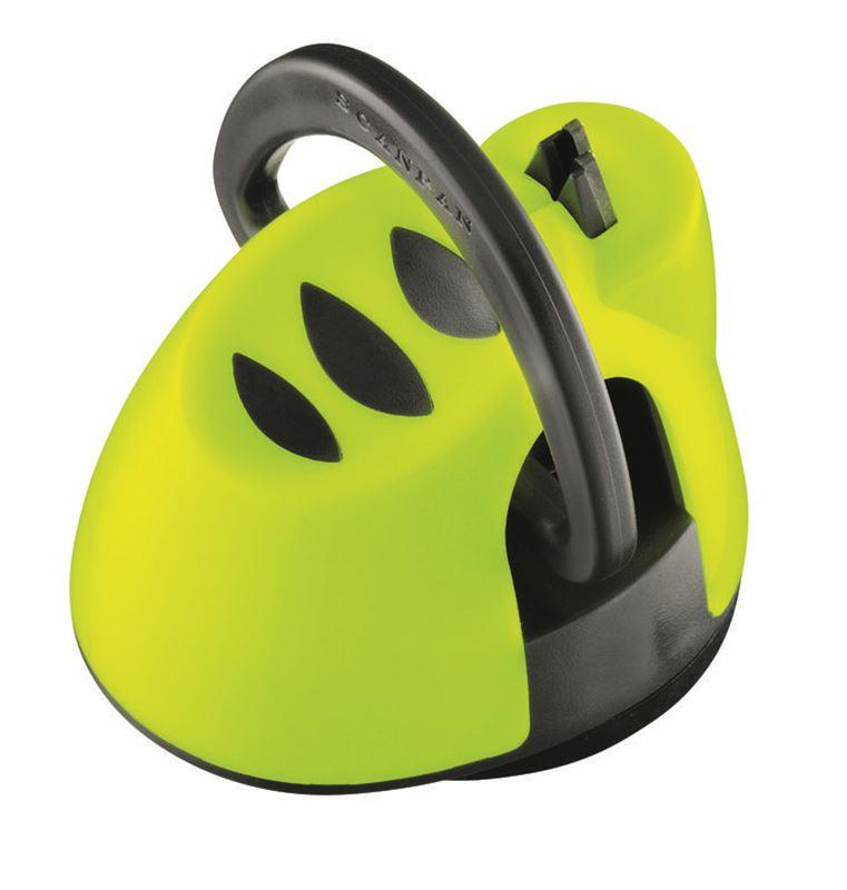 Scanpan – Spectrum Grip n' Sharp Knife Sharpener Lime Green
