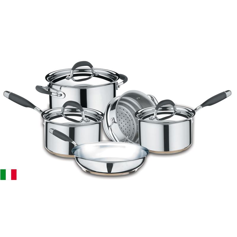 Essteele Australis – 5pc Cookware Set (Made in Italy)