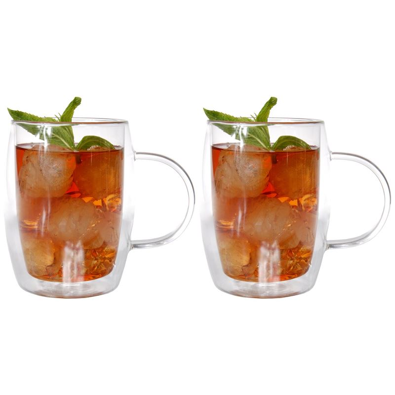 Zuhause – Magnus Set of 2 Double Wall Thermo Grande Mugs 480ml
