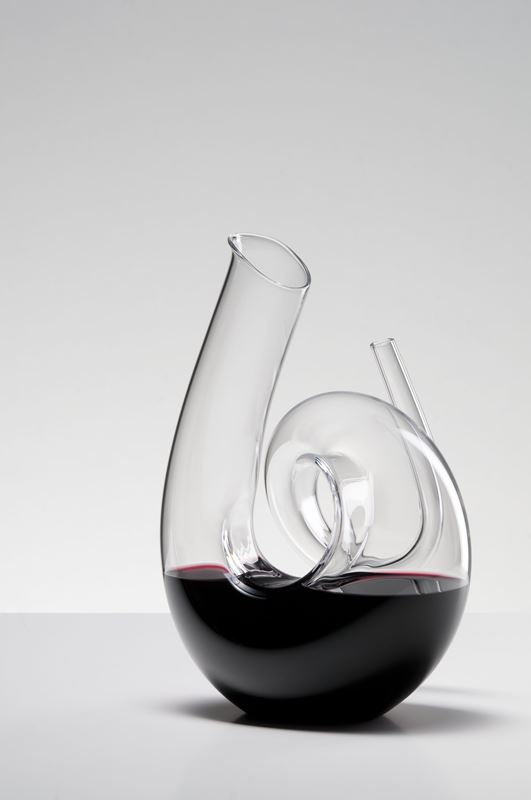 Riedel -Curly Decanter 1.4Ltr(Made in Austria)