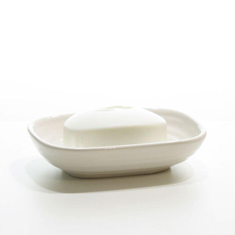 Urban Lines – Hush Soap Dish White