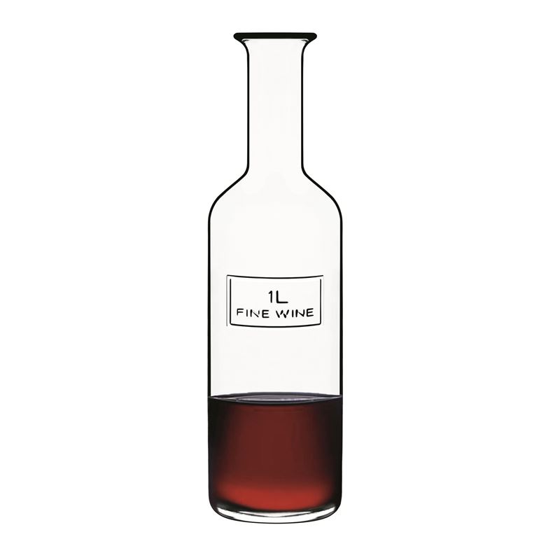 Luigi Bormioli – Optima Wine Carafe 1Ltr