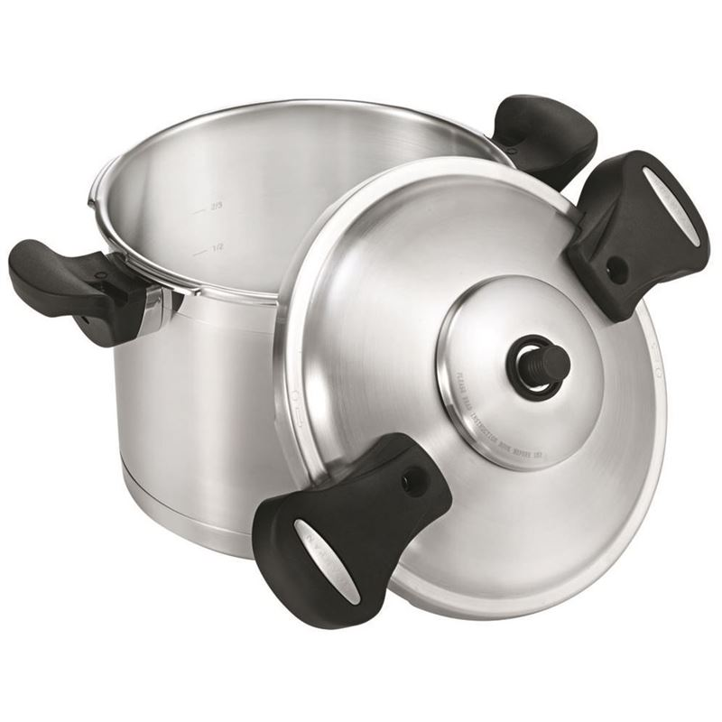 Scanpan – Pressure Cooker with Side Handles 6Ltr 22cm
