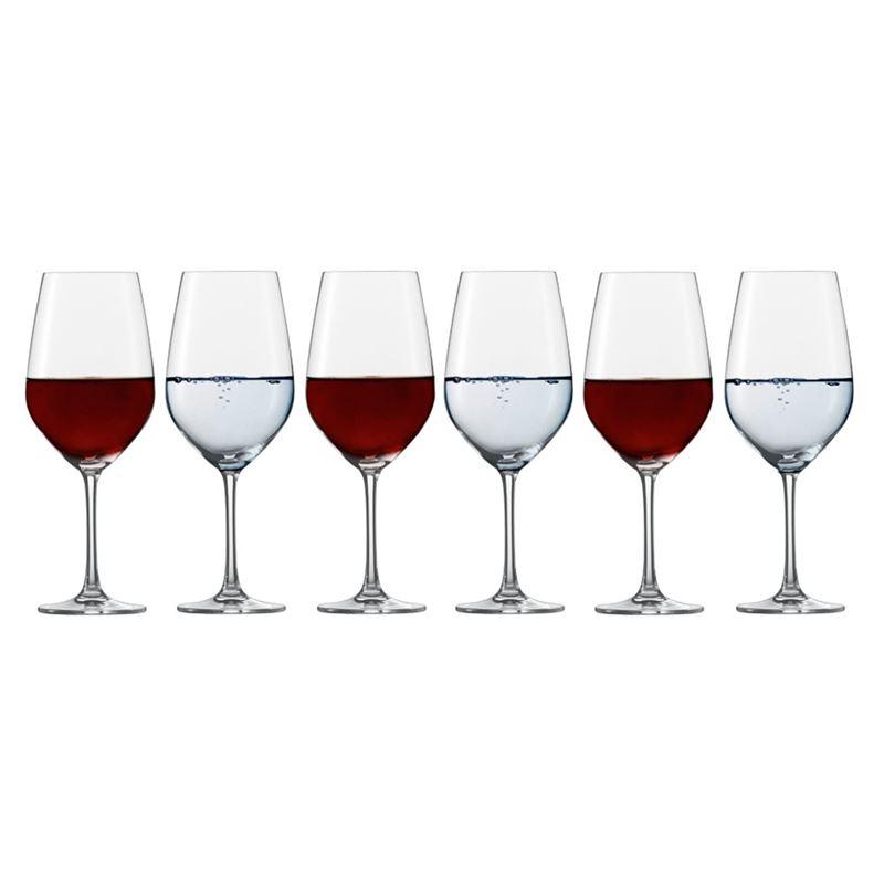 Schott Zwiesel – Vina Water/Red Wine Glass 540ml Set of 6 (Made in Germany)
