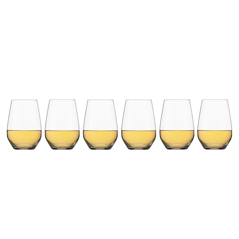 Schott Zwiesel – Vina Stemless White Wine Glass 548ml Set of 6 (Made in Germany)