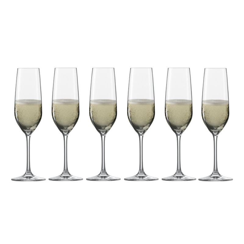Schott Zwiesel – Vina Tulip Champagne Glass 227ml Set of 6 (Made in Germany)